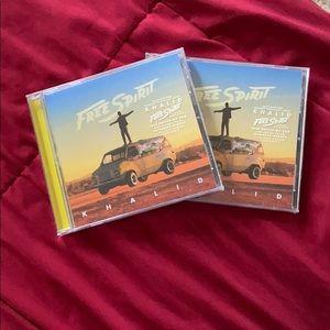 Khalid CDs (2)